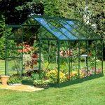 Halls Popular Greenhouse 6x10