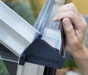 Juliana Compact Roof Gutter