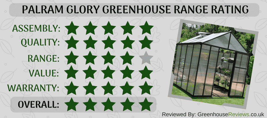 Palram Glory Greenhouse Review Greenhouse Reviews