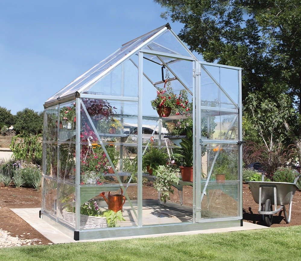 Palram Harmony Greenhouse Review – Greenhouse Reviews