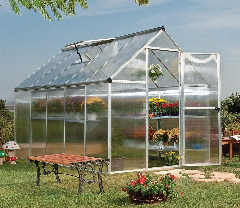 Palram Mythos Greenhouse Review – Greenhouse Reviews