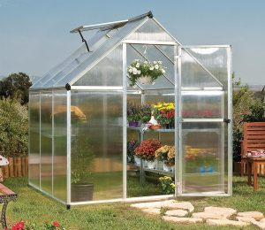 Palram Mythos Greenhouse Main Image