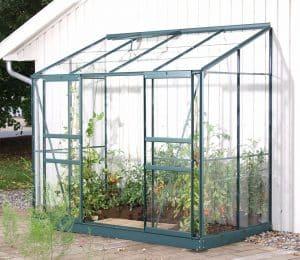 VitaVia Ida Greenhouse 4x8 Green
