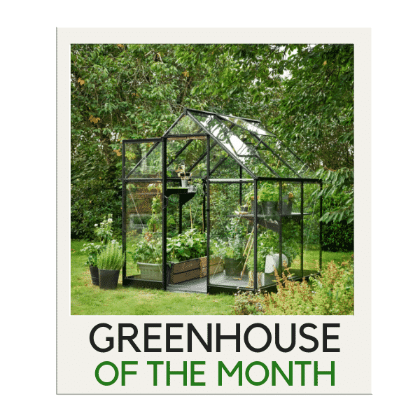 Greenhouse of the Month March 2019